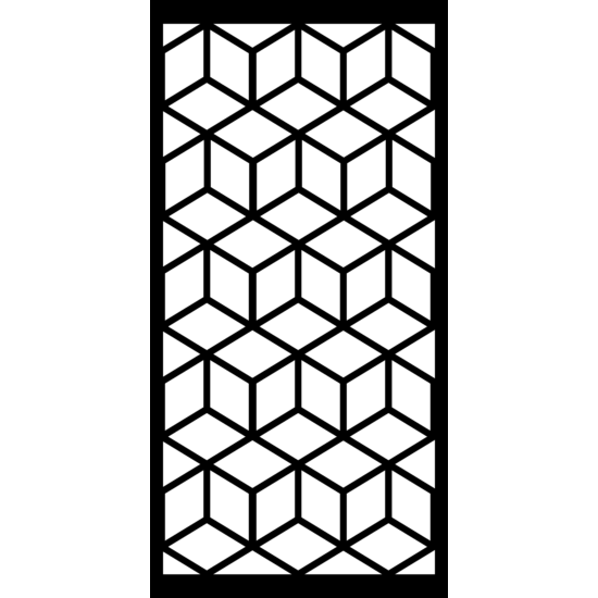 Hexagon -  625x1250 Fapanel
