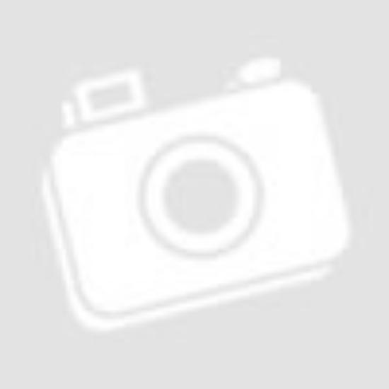 Karácsony - Csillagos Merry Christmas 500x Kerek Fapanel Natúr